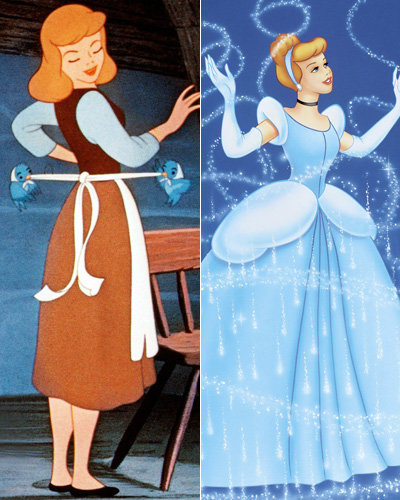 Cinderella - Best Movie Makeovers