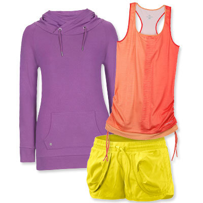 Flattering Fitness Wear - Long Tall Sally - Moving Comfort - Adidas by Stella McCartney