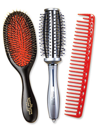 Hair Styling Combs The Perfect Hair Brushes And Combs For Styling  Instyle