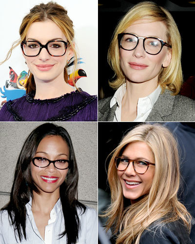 latest trend in eyeglasses  The Perfect Star-Inspired Glasses for You