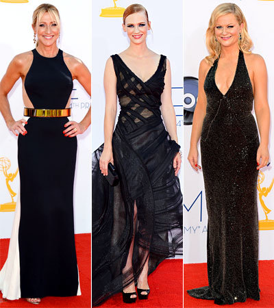 Black Refined - Emmy 2012 Fashion Trends