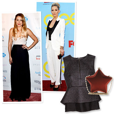 Holiday - Star-Inspired Party Style - Lauren Conrad - Kate Hudson - DVF - Nali