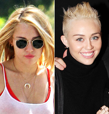 Top Hair Makeovers 2012 - Cut