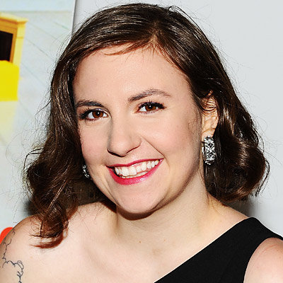 Lena Dunham - Transformation - Hair - Celebrity Before and After