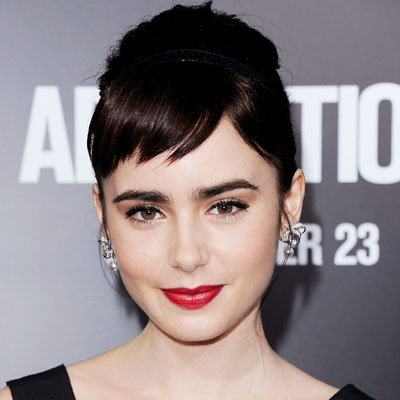 Lily Collins' Changing Looks | InStyle.com