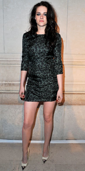 Kristen Stewart in Louis Vuitton