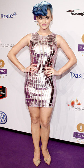 Katy Perry in Paco Rabanne