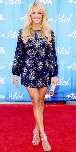 Carrie Underwood in Royal Asscher