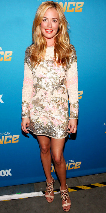 Cat Deeley in Jean-Michel Cazabat