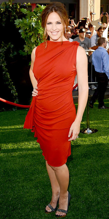 Jennifer Garner in Lanvin