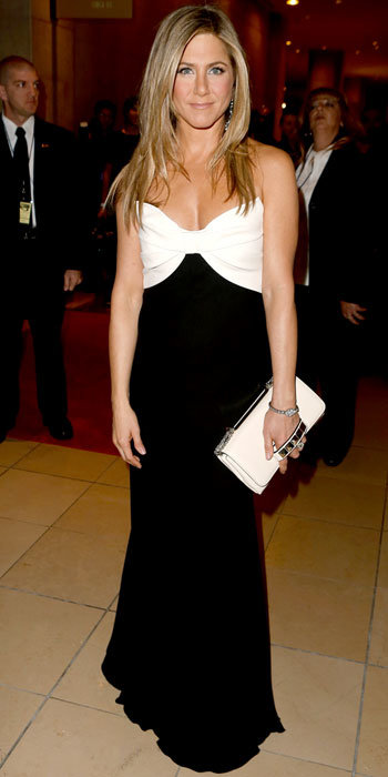 Jennifer Aniston in Valentino