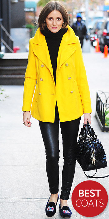 Olivia Palermo in Old Navy