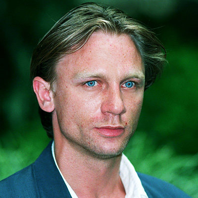 Daniel Craig - Transformation - Hair - Celebrity Before and After