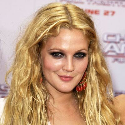 Drew Barrymore's Changing Looks | InStyle.com  Drew Barrymore
