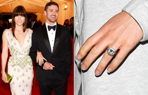 Justin Timberlake and Jessica Biels Love Story Is So Adorable