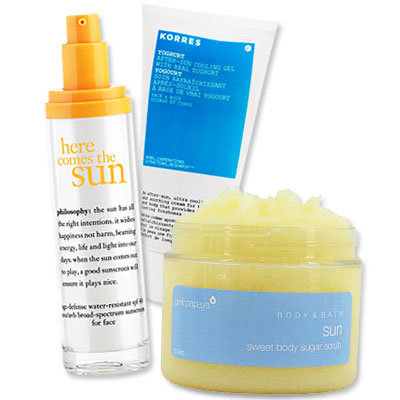 Summer Beauty Pack It Up: Vacation Beauty