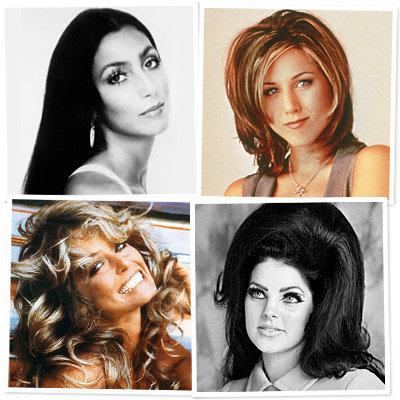 Decade Hairstyles