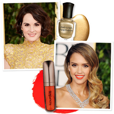 Steal Her Shade: Celebrity Lipsticks and Nail Polishes