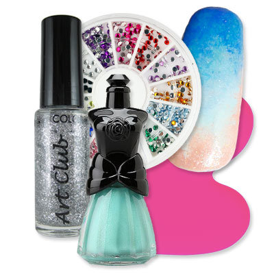 Nail art from the runways to you