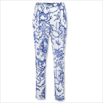 Shopping Main Printed Pants