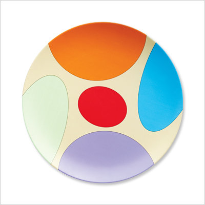 Melamine 5 Colors, Zazzle