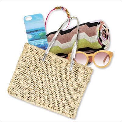 Beach Bag Essentials | InStyle.com