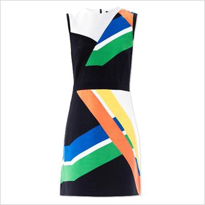 Tibi Crepe Dress