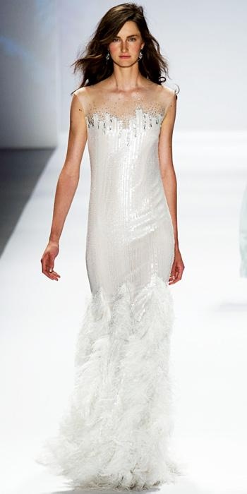 15 Spring 2014 Runway Looks That Work As Wedding Dresses | InStyle.com