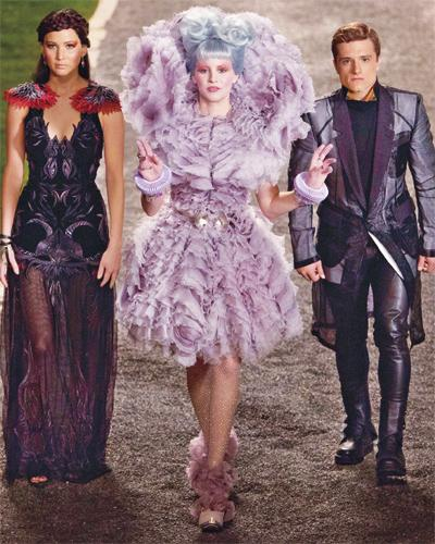 Hunger Games Effie Trinket 39 S Outrageous Looks