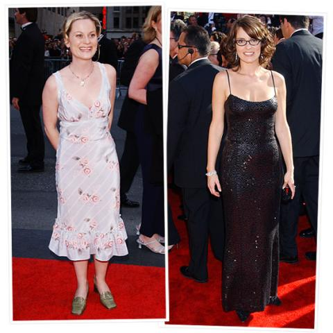2002: Amy Poehler and Tina Fey