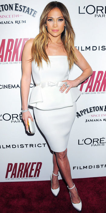 Jennifer Lopez in Lavin