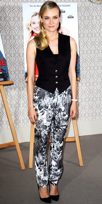 Diane Kruger in Stella McCartney