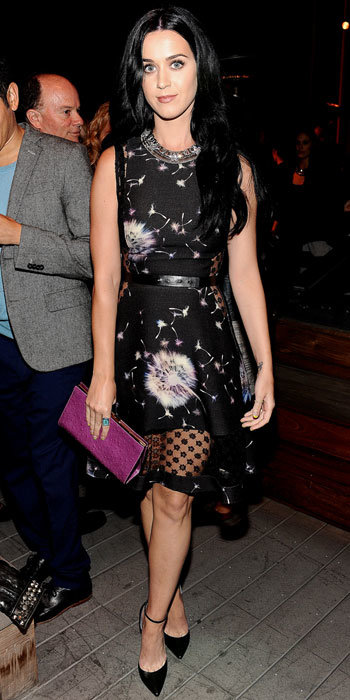 Katy Perry in Thakoon
