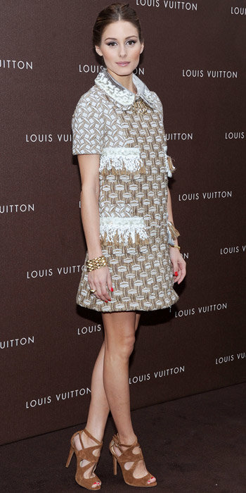 Olivia Palermo in Louis Vuitton