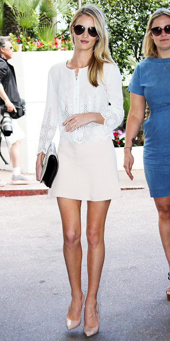 Rosie Huntington-Whiteley in Chloe