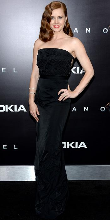 Amy Adams in Nina Ricci