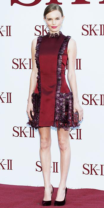 Kate Bosworth in Christopher Kane