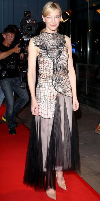 Cate Blanchett in Christopher Kane