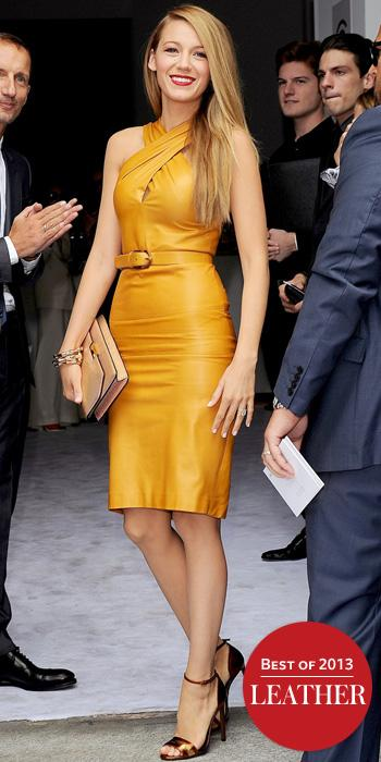 Blake Lively in Gucci