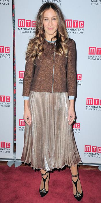 Sarah Jessica Parker in Rochas