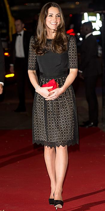 Kate Middleton in Temperley London