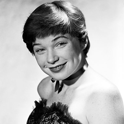 shirley maclaine at the lido