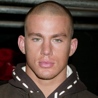 Channing Tatums Changing Looks InStylecom