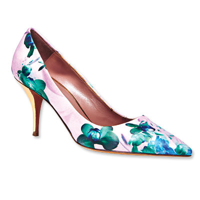 Tabitha Simmons by Peter Som Pumps