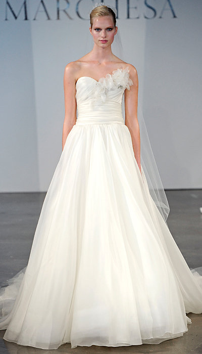 Bridal Fashion-Marchesa