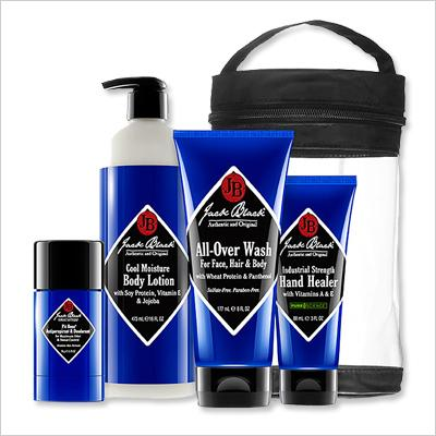 Father's Day - Jack Black Clean & Cool Set