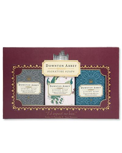 Downton Abbey Beauty - Signature Soaps