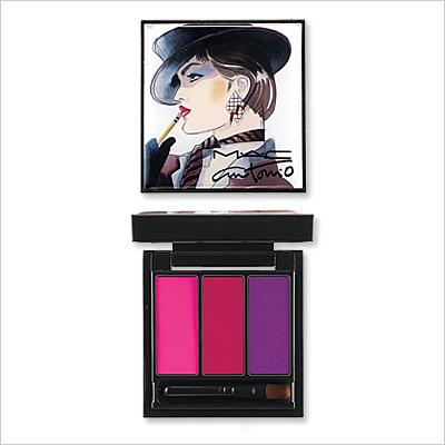 MAC Antonio Lopez - Lip Palette in Fuchsia