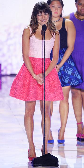 Teen Choice Awards - Lea Michele