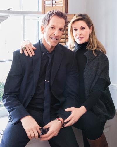 Kenneth Cole's Stylish Home - Kenneth Cole and Maria Cuomo